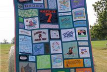 T shirt quilts / by Lori Deppen