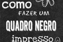 quadro negro