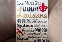 Cajun Kitchen! / by Samantha Hebert