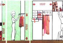 Схема гардероба