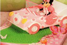 Çocuk Doğum Günü Pastaları / Özel tasarım / Butik Çocuk / Bebek pastaları
