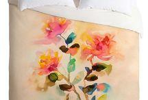 Linens / by Hannah Salzman-Gubbay