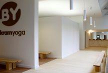 Recepción estudio yoga