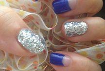 mY nAiL ART / nail art