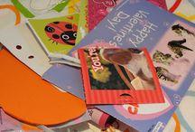 We Love Recycling!!! Valentine's Day Crafts