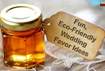 Fun, Eco-Friendly Wedding Favor Ideas / If you are having an eco-friendly wedding, do not despair. There are plenty of eco-friendly wedding favors to choose from that are as environmentally safe as they are fun.  http://www.kimberleyandkev.com/fun-eco-friendly-wedding-favor-ideas/