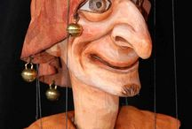 Puppets - my job