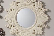 Mirror Mirror on the Wall / Shop our full Mirror collection online at In-Spaces.com