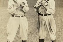 Vintage Baseball in the USA! / Baseball players back when baseball was really baseball! / by Roberta Wilson-Dreifke