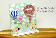 Pop stand cards