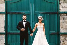 The modern wedding.