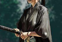 Japonesa guerreira