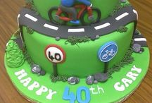 cycling cakes