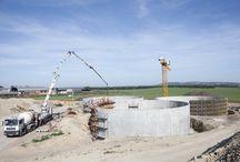 Betonové nádrže | Navláčil