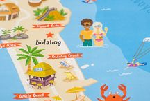 Philippine Wall Art / Creative wall decor inspired by the beauty of the Philippine Islands