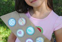 Summertime Crafts & Activities