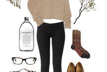 Autumn styles / Fashion yay