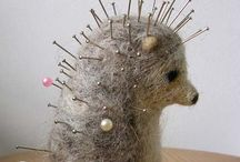 P is for Pin Cushion