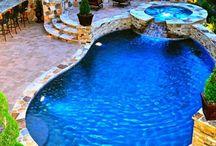 pools / by Christine Mason