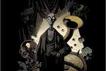 Art: graphic novel / by Abbey Trescott