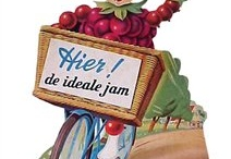 Vintage Dutch Posters / Advertising