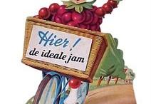 Vintage Dutch Posters / Advertising