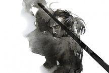Orient / Zen, Japanese, samurai & related