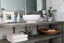 Bathroom sinks & stuff