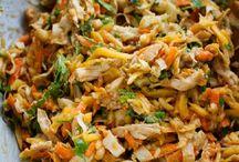 Recipes...Salads