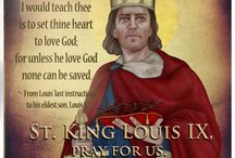 St. Louis 1X King of France