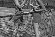 tenis match