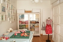 Sewing Room / by Rebecca Dorrity