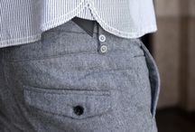mens trousers and shorts / latest trends