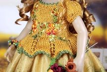 Вязание для кукол!!!
