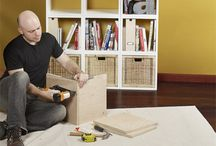 build furniture