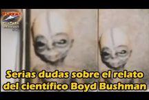 Boyd Bushman ENTREVISTA #BoydBushman / Boyd Bushman #BoydBushman #ENTREVISTA #UFO #AREA51 #OVNI