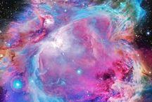 galaxisok, csillagködök