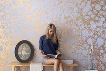 •Harlequin wallpapers•
