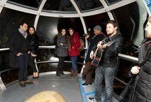 Our London Eye Night Time Proposal