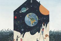 inspired illustration