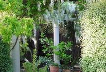 Pergolas and patios