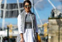 Comment porter la jupe ? / Ah, la jupe. Que ce soit une jupe courte, une jupe longue, une jupe midi, une jupe en cuir ou une jupe plissée, on adore les porter. Et les jupes tendance, ce n'est pas ce qui manque. On s'inspire des meilleurs looks pour porter la jupe sans faux pas.
