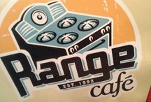Range Cafe in New Mexico