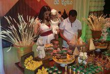 Festa com tema Original /  José do Egito em festa