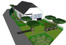 TUINTREND / Nieuwe tuin