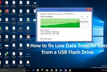 How to Increase Data Transfer Speed of Pen Drive .