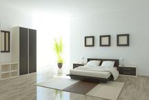 Bedroom Side Pedestals