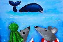 Tina Minor Illustration: My Works