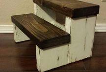 Carpintería / Ideas para trabajar con madera