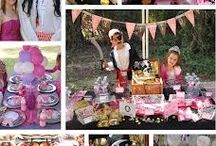 Pirates and Princesses Party Ideas - Cake 2 The Rescue. / Super cute party food and table decorating ideas to compliment our fantastic Pirate and Princess themed Cake Rescue Kits from www.cake2therescue.com.au